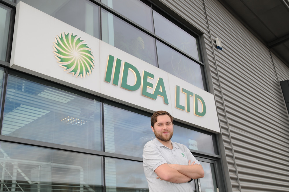 After almost five years with IIDEA starting in his sandwich year at Sheffield Hallam University, Ben Wilson is moving to a research role on the Advanced Manufacturing Park.  We wish him all the best for his future and are sure we will see him around the park.