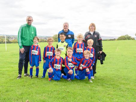 IIDEA Sponsor Local Football Team