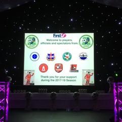 Football Association Respect Award Win for IIDEA Sponsored Football Team