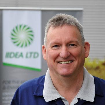 Martin Hoole, workshop supervisor at IIDEA Limited