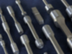We have manufactured a wide range of different mechanical test specimens in a variatu of materials