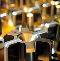 CNC machined components manufactured by IIDEA Ltd
