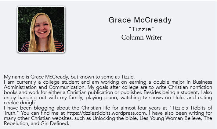 Grace McCready