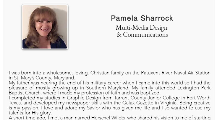 Pamela Sharrock