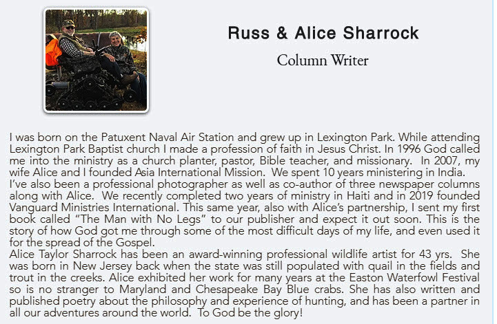 Russ & Alice Sharrock