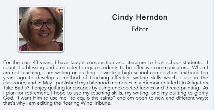 Cindy Herndon