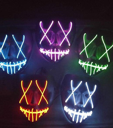 LIGHT UP MASKS
