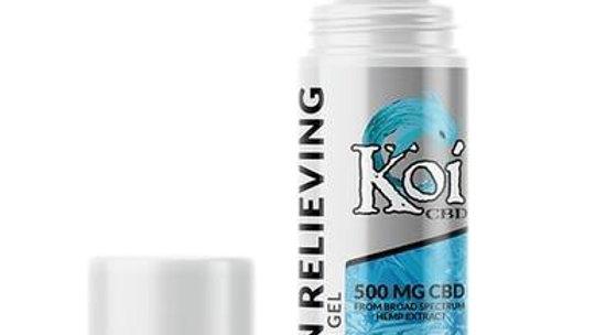 Koi CBD - CBD Topical - Pain Relieving Roll-On Gel - 500mg