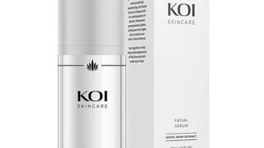 Koi CBD - CBD Topical - Facial Serum - 500mg