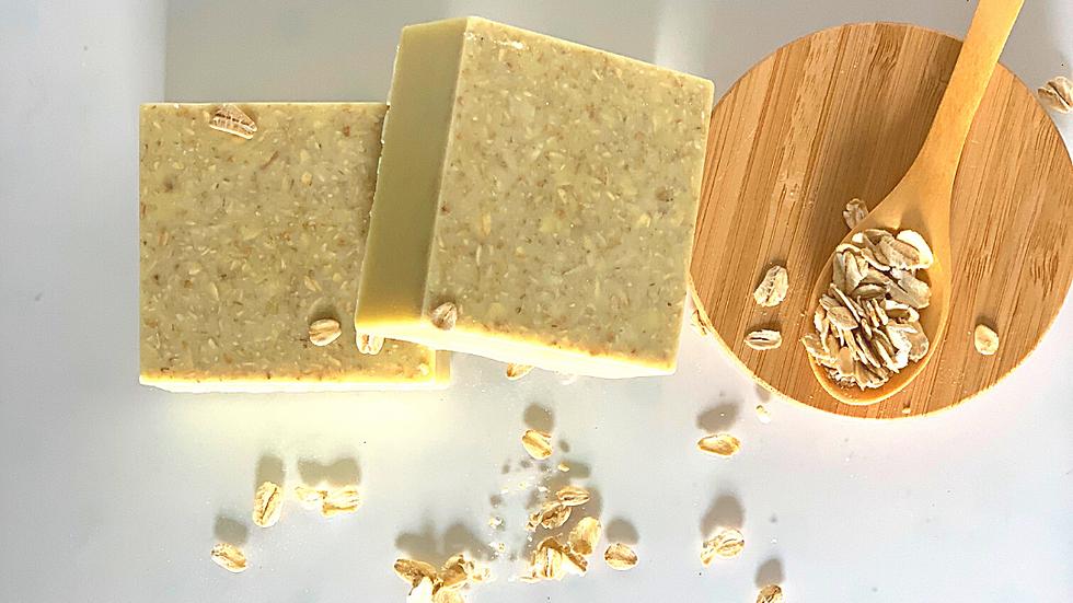 Oat + Honey Large Soap Bar