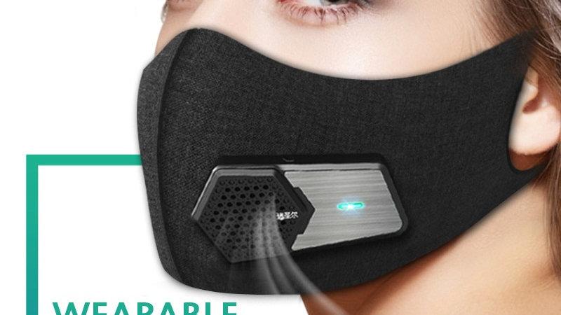 Smart Electric Masks Intelligent Air Purifying Mask Maski for Adult Mask