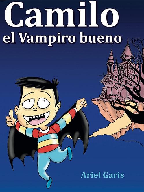Camilo, el vampiro bueno