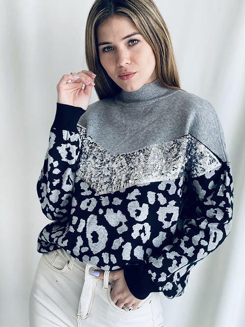 Sweater bremer Print