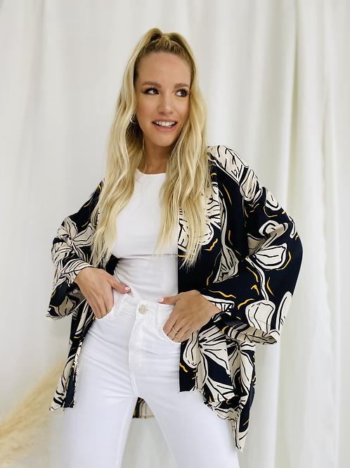 Kimono Corto Cannes