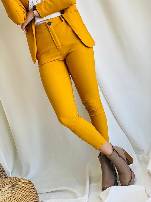 Pantalón Bengalina Elastizado