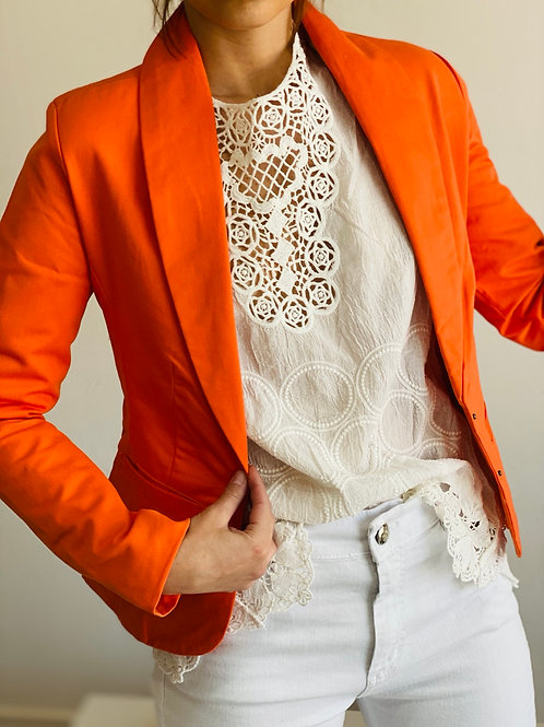 Blazer Solange Naranja