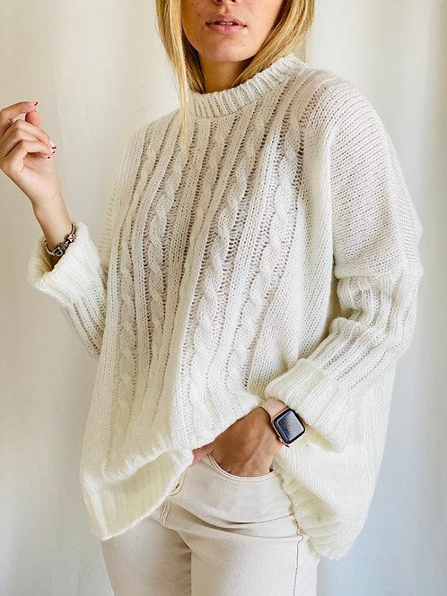 Sweater Trenzado Sofia