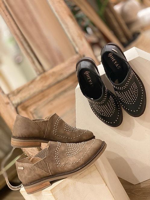 Zapatos Harol Negro