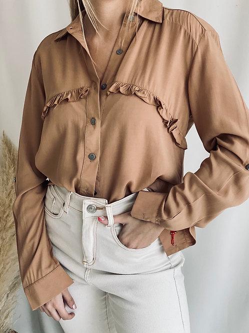 Camisa Voladitos fibrana