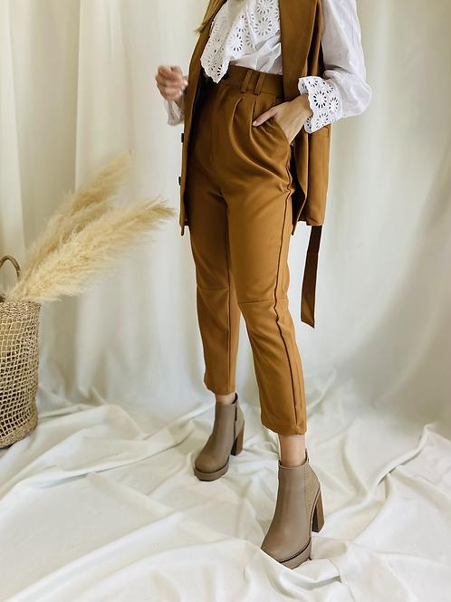 Pantalón Crepé  Sastrero Isabella