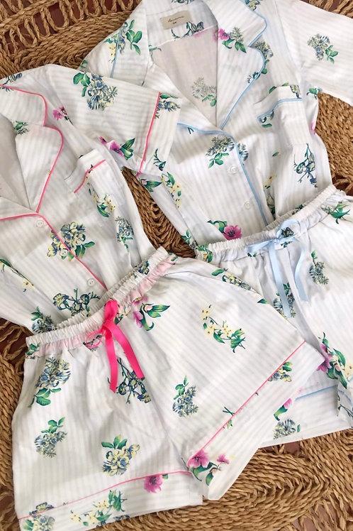 Pijama Rosa Amaru