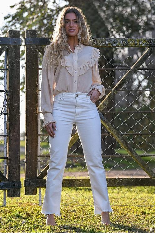 Victoria Straight Blanco SALTAN PEPA