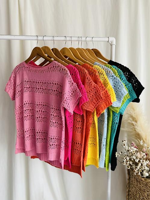 Sweater Calado II