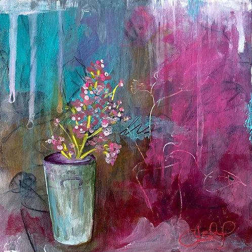 """mercado flowers"""