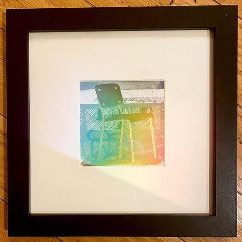 8x8 frame