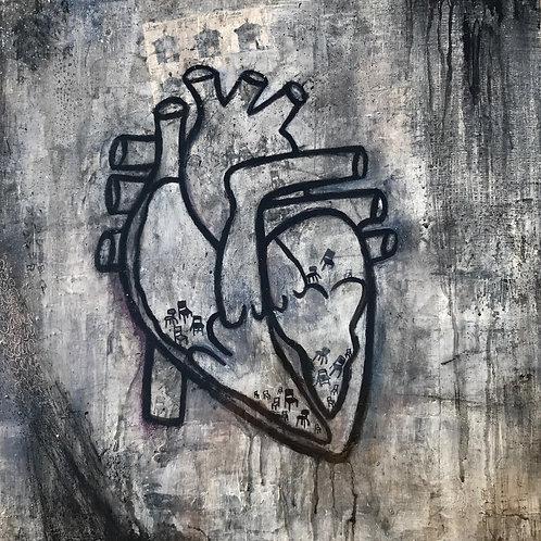 corazón de condominio