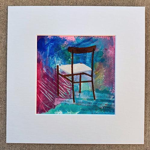 lightwood chair