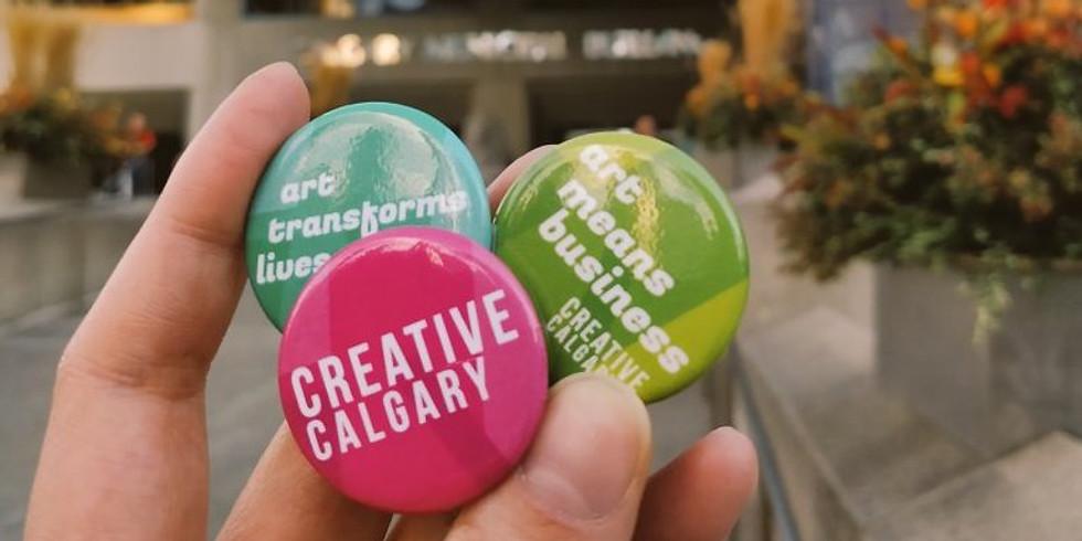 Creative Calgary November Community Update