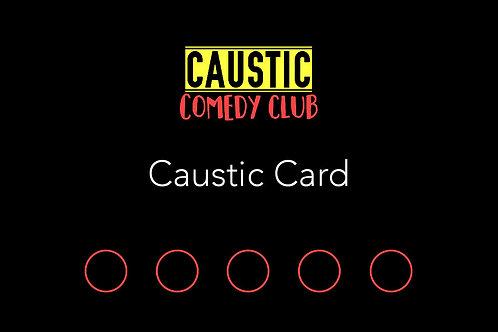 Caustic Card