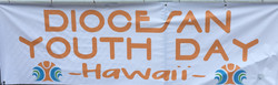 youth day sign