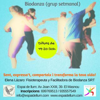Nova activitat grupal al Masnou (adults)