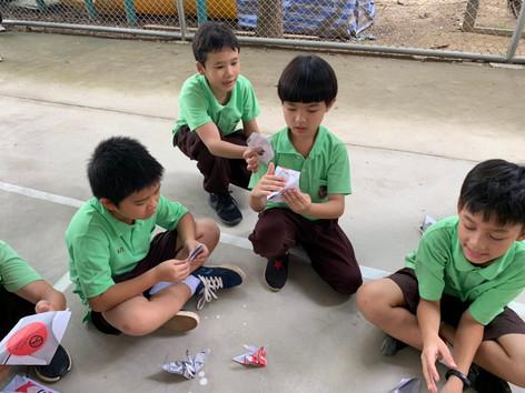 การพัฒนาEF ผ่านกิจกรรม Origami_190823_08