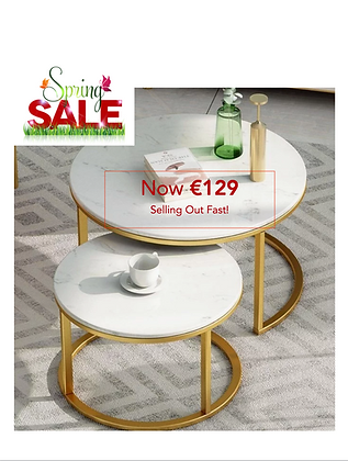 ShuiQi Nested Coffee Tables