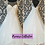 Thumbnail: Size 22 Sapphire Collection lace & tulle A-line wedding dress