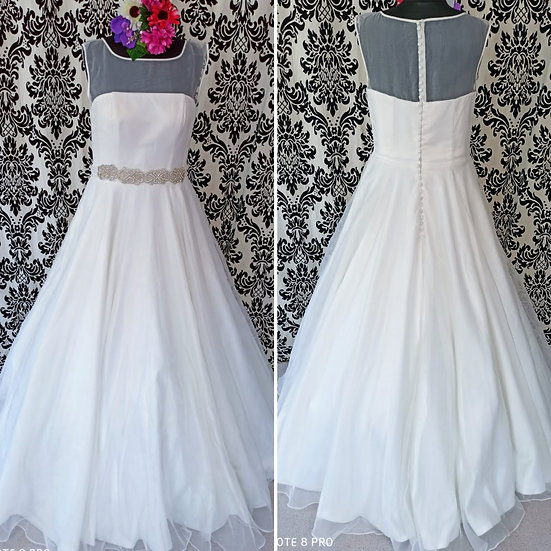 Size 20 Phillipa Grace ballgown wedding dress