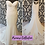 Thumbnail: Size 12 Essence of Australia lace & crepe illusion back wedding dress