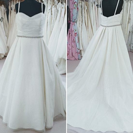 Size 20 Sonsie sparkly ballgown wedding dress