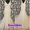 Thumbnail: Size 16 Tres Chic ivory lace fit and flare wedding dress