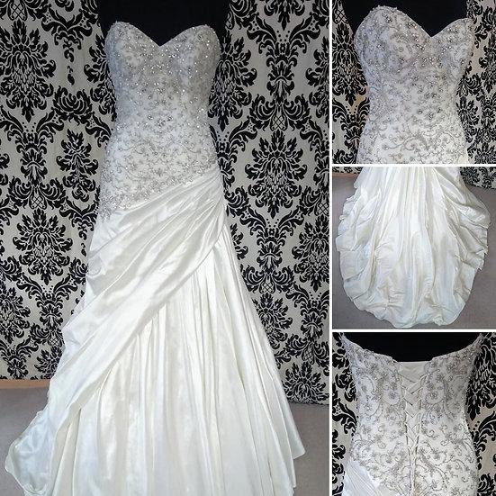 Size 14 Essence of Australia wedding dress