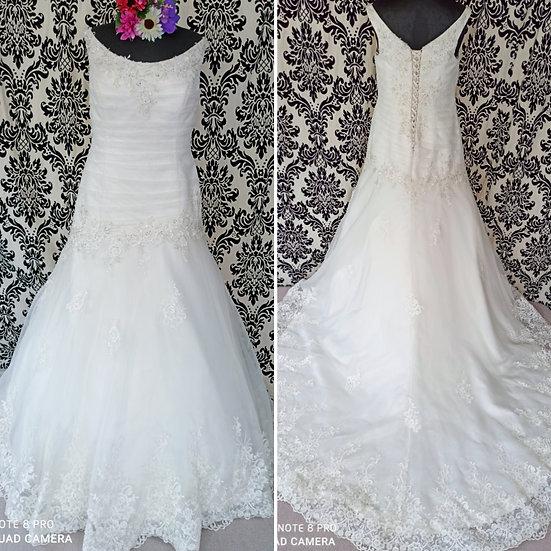 Size 22 Sonsie fit & flare wedding dress