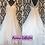 Thumbnail: Size 24 Beautiful Brides + champagne lace A-line wedding dress