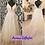 Thumbnail: Size 14 Allure Romance boho lace and bead wedding dress