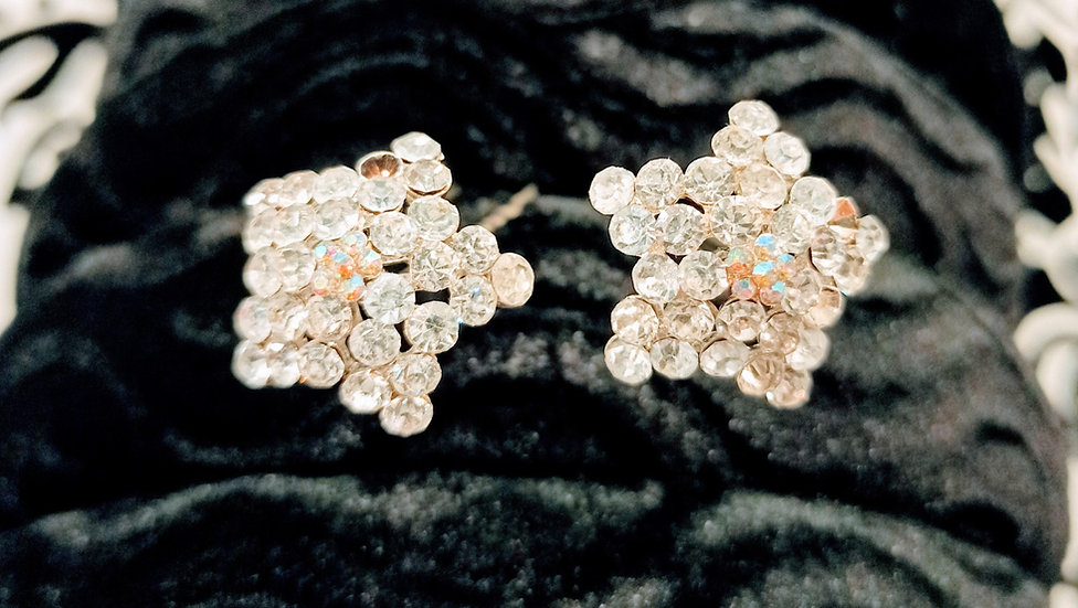 Pair of star hair pins