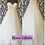 Thumbnail: Size 16 Special Day ivory bead and lace ballgown wedding dress