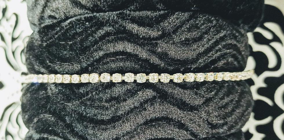 Diamante alice band