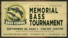 Pastor Crabtree Bass Tournament 16x9 Tit